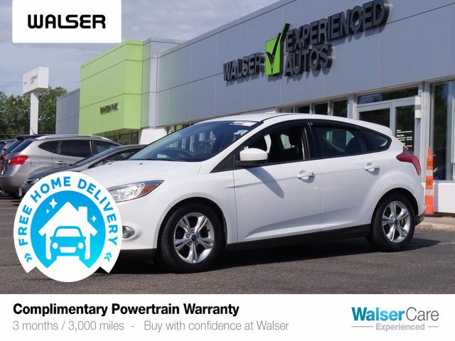 Pre-Owned 2012 Ford Focus SE CONVENIENCE