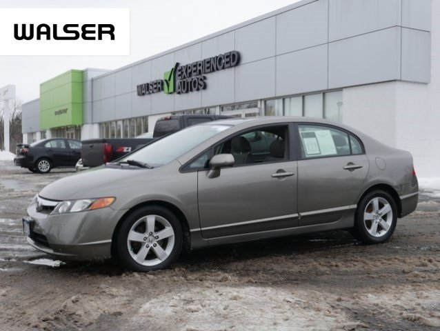 Pre-Owned 2007 Honda Civic Sdn