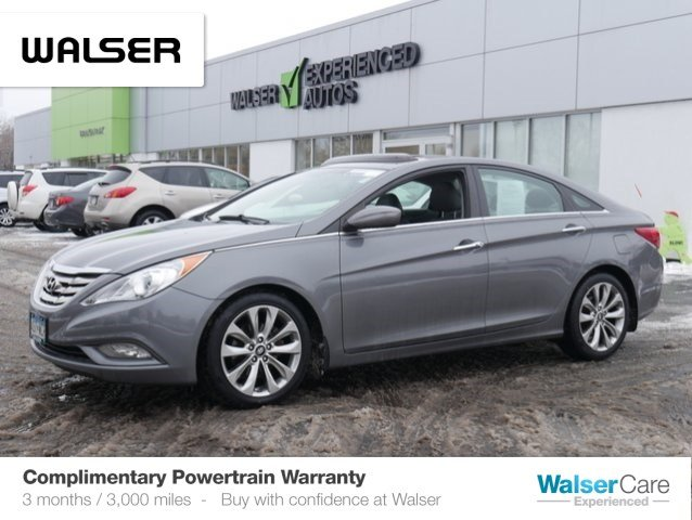 Pre-Owned 2013 Hyundai Sonata SE SUN AND NAV