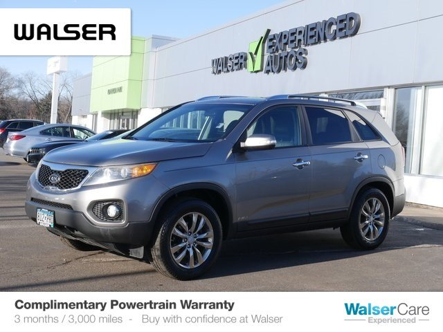Pre-Owned 2011 Kia Sorento EX PREM LTD DVD