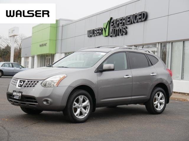 Pre-Owned 2010 Nissan Rogue