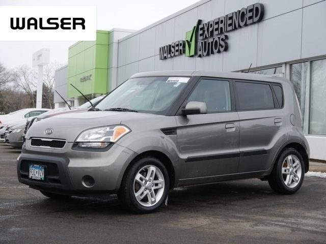 Pre-Owned 2010 Kia Soul PLUS MANUAL