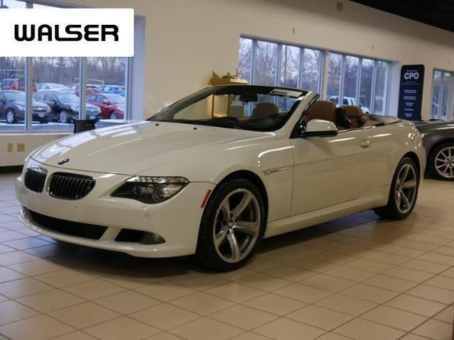 Pre-Owned 2010 BMW 6 Series