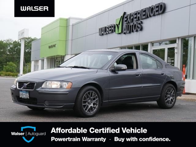 Pre-Owned 2008 Volvo S60 2.5T w/Snrf