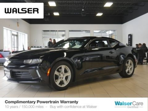 Pre-Owned 2017 Chevrolet Camaro