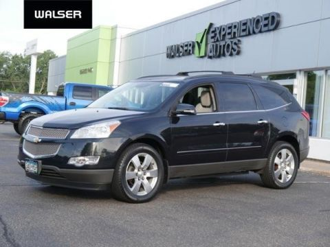 Pre-Owned 2010 Chevrolet Traverse LTZ