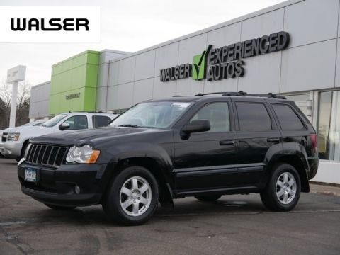 Pre-Owned 2008 Jeep Grand Cherokee
