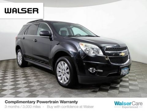 Pre-Owned 2011 Chevrolet Equinox LT w/2LT