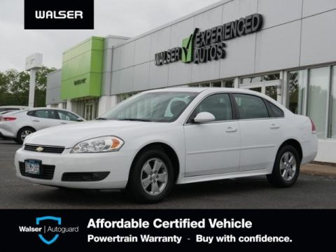 Pre-Owned 2011 Chevrolet Impala