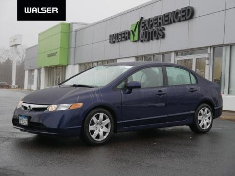 Pre-Owned 2007 Honda Civic Sdn LX