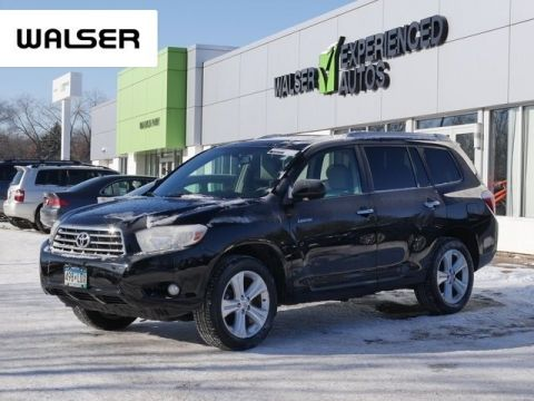 Pre-Owned 2008 Toyota Highlander LIMITED V6